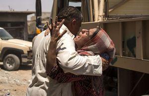 رنج بازماندگان آوار جنگزده موصل