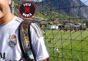 خودداری امباپه از امضای پیراهن رئال مادرید