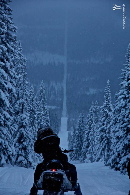 مرز مشترک میان کشورهای نروژ و سوئد