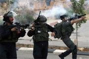 درگیری بین فلسطینی ها و نظامیان صهیونیست در قدس اشغالی