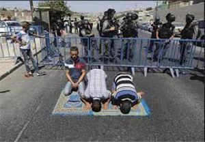 نتانیاهو عقب نشینی کرد؛ از فردا درهای مسجدالاقصی به روی نمازگزاران باز می شود