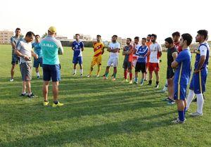بازیکنان پیشین استقلال و سپاهان به اکسین رفتند