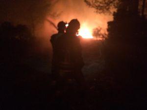 آتش سوزی 750 هکتار از مراتع و جنگلهای فرانسه