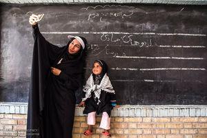 عکس/ اردوی جهادی خواهران در اسفراین
