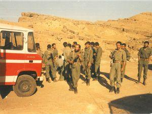 هفده نفری که از اصفهان به جبهه رفتند