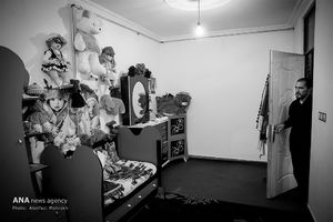 عکس/ اتاق آتنا کوچولو ...