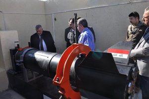 آزمایش موفقیت آمیز موشک یقین۱ ارتش عراق