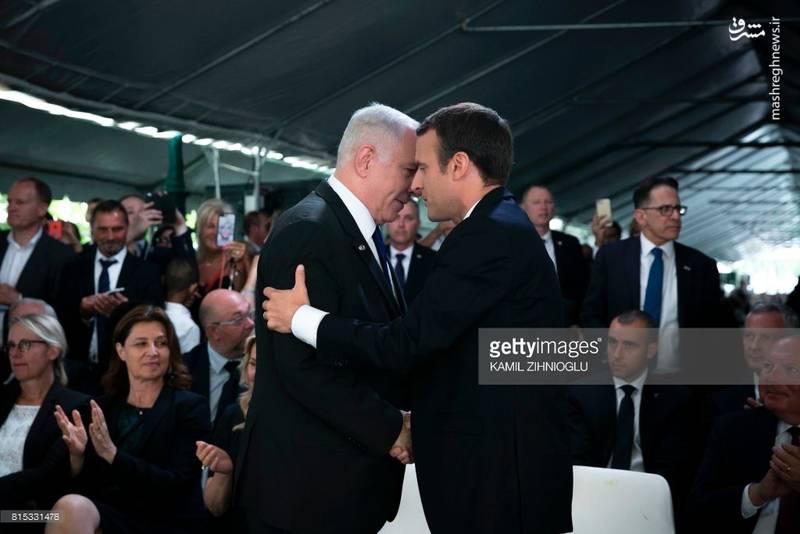 سفر نتانیاهو به فرانسه