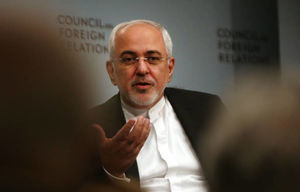 سخنرانی ظریف در شورای روابط خارجی