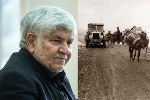 محمد هاشمی تهران 100 سال پیش