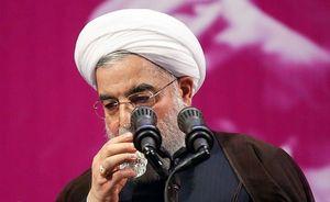 افشای بیماری حنجره حسن روحانی توسط یک روزنامه اصلاحطلب/ تمسخر هاشمی با «کاغذ شکلات» و «بطری کوکا» توسط اصلاحطلبان