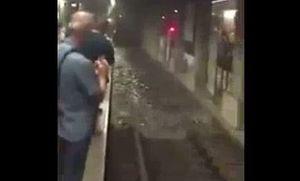 فیلم/ متروی استانبول پس از بارش شدید باران