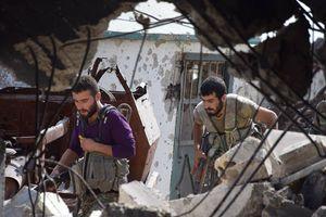 نیروهای جبهه مقاومت پس از 5 سال به جاده راهبردی عین ترما- زملکا رسیدند