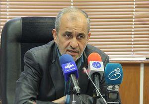 رسولی مدیر عامل شرکت منابع آب ایران