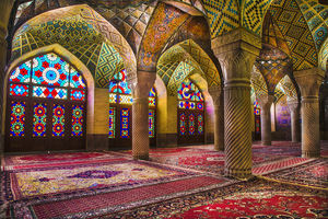 عکس/ شاهکار معماری ایرانی اسلامی