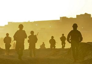 سنگتمام آمریکا برای اعزام نیروی نظامی به افغانستان