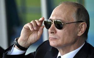 پوتین: روسیه دومین نیروی دریایی قدرتمند جهان را میسازد