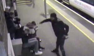 اسید پاشی در یک ایستگاه قطار با ۶ مصدوم