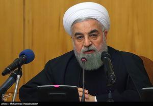 روحانی روز ملی سنگاپور را تبریک گفت