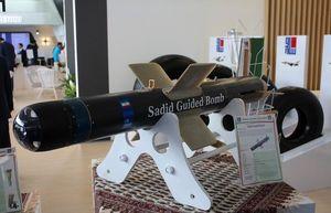 رونمایی جهانی از اولین موشک ضدپهپاد ایرانی/ کابوس داعشیها هم به ماکس ۲۰۱۷ رفت +عکس