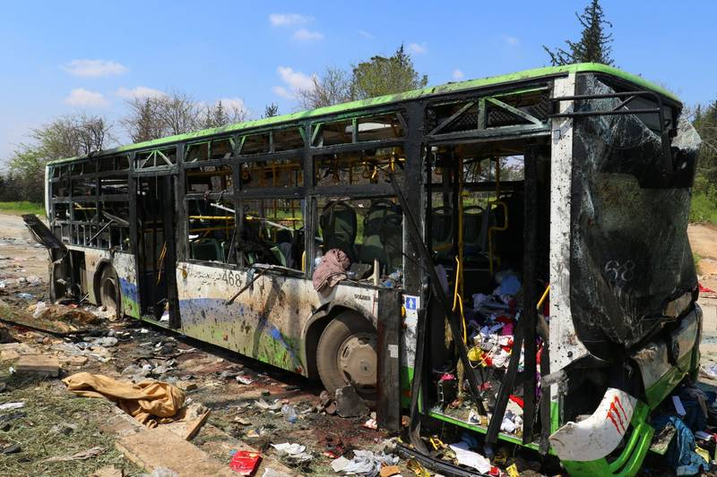 مفقود شدن ۷۴ نفر در انفجار الراشدین