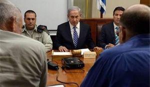 نشست نخست وزیر رژیم صهیونیستی با فرماندهان امنیتی
