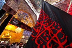عکس/ حالوهوای کربلا در شب شهادت امام صادق(ع)