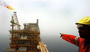 میدان گازی مشترک