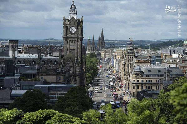 ادینبرو(اسکاتلند)    اجاره بها  آپارتمان: 2361 دلار