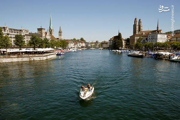زوریخ(سوئیس)    اجاره بها  آپارتمان: 2010 دلار