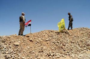 القلمون - عرسال - لبنان و سوریه