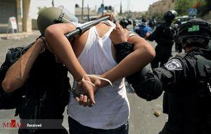 عکس/ ۳ شهید و صدها زخمی در جمعه خشم