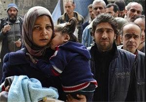 ایجاد چهار گذرگاه امن برای خروج ساکنان شهر رقه
