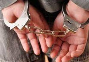 یکی از همراهان ضارب پلیس راه بازداشت شد