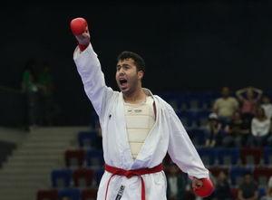 اولین طلا در انتظار کاراته ایران