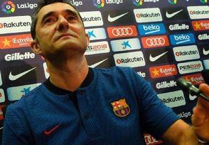 والورده خیال هواداران بارسلونا را راحت کرد