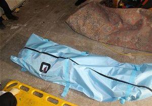 کشف جسد بهدار آویخته شده در خانه متروکه خیابان ری