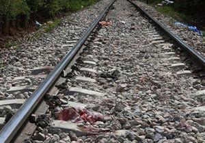 برخورد مرگبار قطار تهران ـ پرند با مرد جوان
