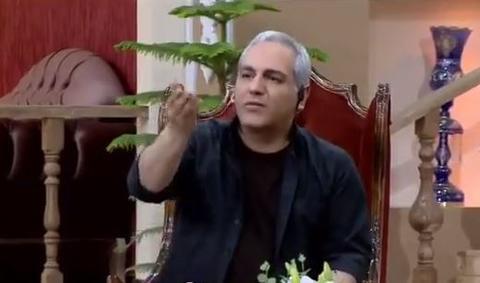 فیلم/ سوال مهمان دورهمی درباره حرفهای سیاسی مهران مدیری