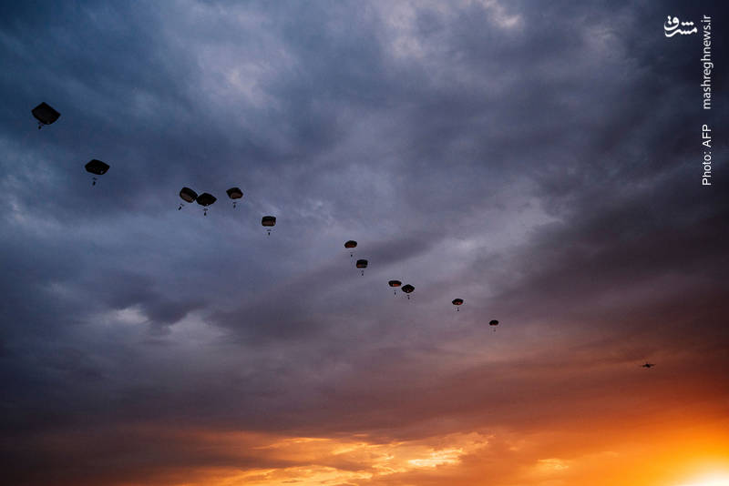تمرین نیروهای واکنش سریع «هرکول» در چهارچوب تمرینات ناتو در بلغارستان