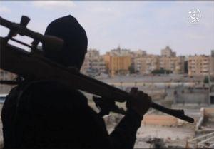 کشف چندین تن مواد شیمیایی داعش در موصل