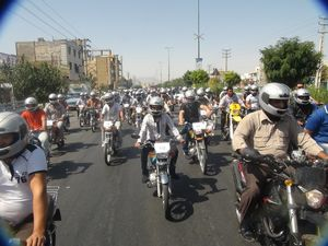 ماجرای طرح ترافیک موتورسواران چیست؟