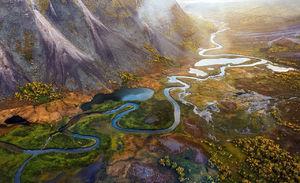 پارک ملی آبیوسکو سوئد