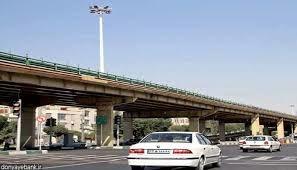 پل گیشا مسدود شد