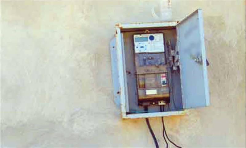 خرید و فروش کنتورهای برق دربنگاه املاک!