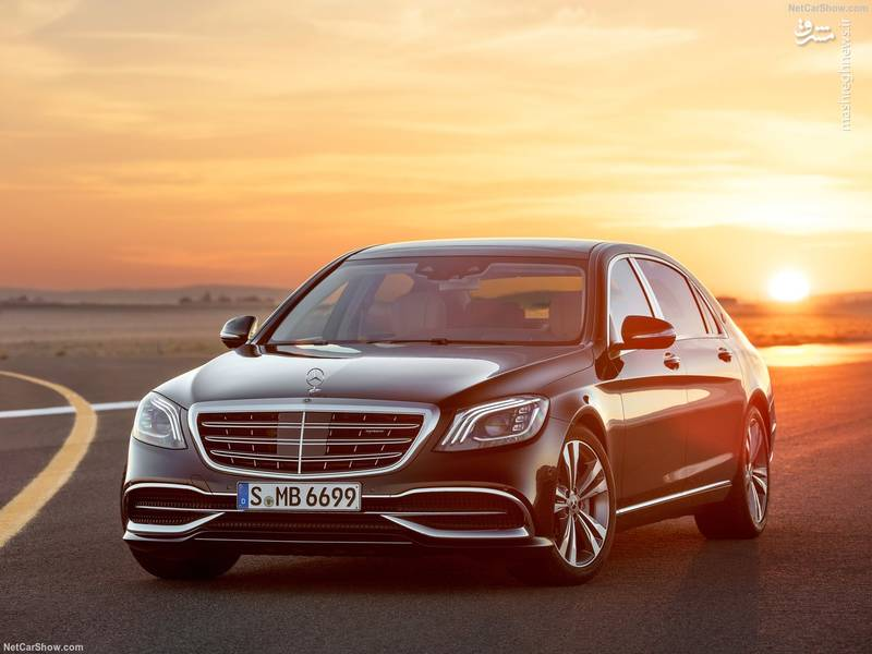 Mercedes-Benz S-Class Maybach (2018)