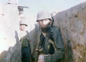 پارتیبازی یک سردار برای سربازی برادرش + عکس