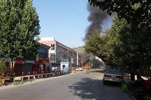 فیلم/ انفجار خودروی بمبگذاری شده در کابل