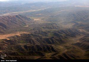 تصاویر هوایی از طبیعت خراسان رضوی