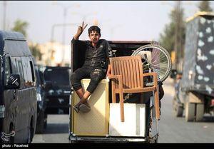 اولین غذای صادراتی ایران به موصل رسید